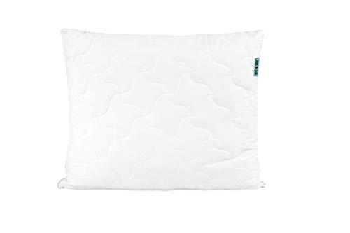 Wendre Kopfkissen, Weiß, 70x80