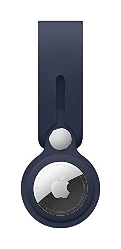 Apple Colgante para el AirTag - Azul Marino Intenso