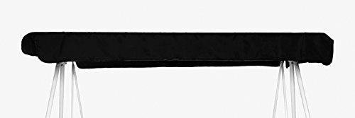 GREENBEE by Stiliac Toit pour balancelle 3 Places Noir