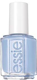 Vernis Essie N° 374 - Salt Water Happy- bleu - pinceau français