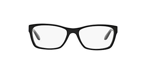 Ralph Lauren Women's 0Ra7039 Eyeglass Frames, Black (Black), UK 40