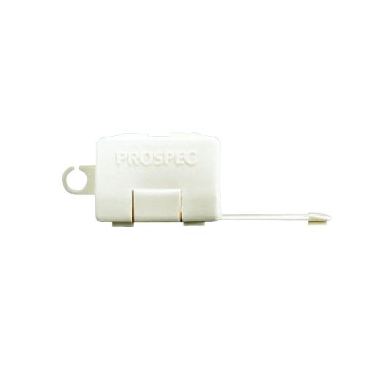 保安未払い増幅するジーシー(GC)歯ブラシホワイトキャップ1個