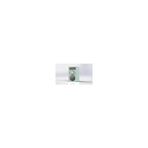 Clint F4 DAB+ & FM Radio (Akkubetrieb, Bluetooth Streaming) Misty grün/schwarz