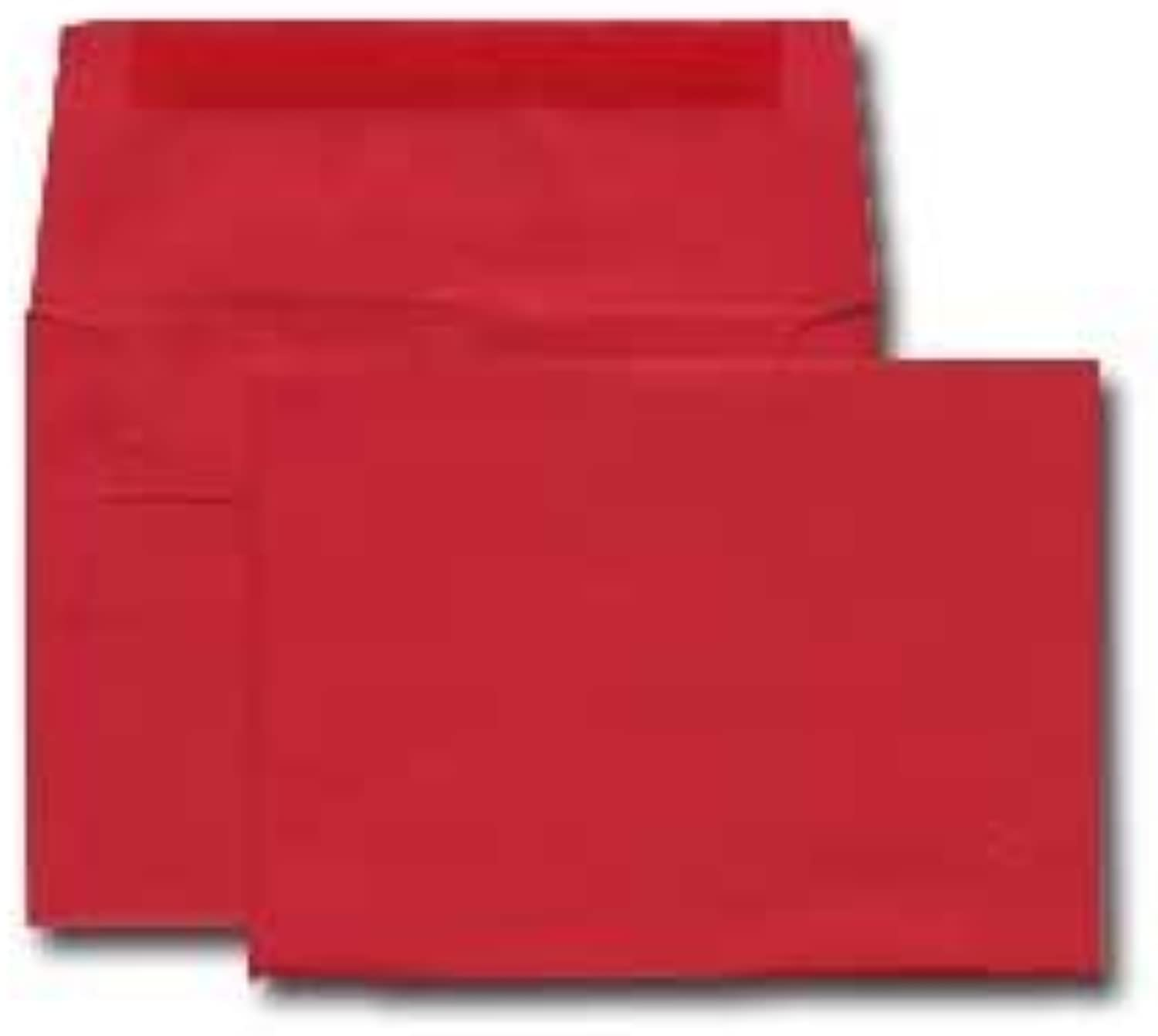A7 Invitation Envelope Envelope Envelope - Astrobright - 24  ReEntry rot (5 1 4 x 7 1 4) - Announcement Envelope Series (Pkg of 100) by Office Express B0141M32Y8 | Qualitativ Hochwertiges Produkt