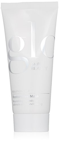 Glo Skin Beauty Restorative Mask for Dry Skin - Anti-Inflammatory, Deep Conditioning, Reparative Face Mask, 2 fl. oz.