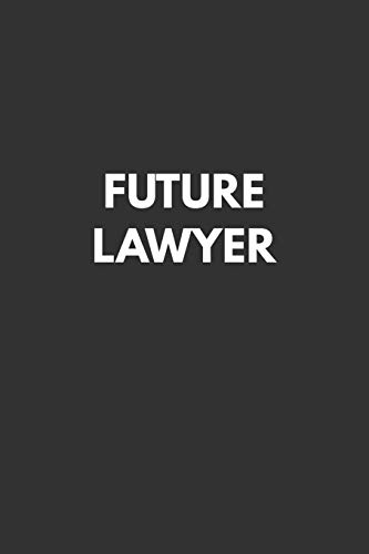 Future Lawyer: Notebook with Study Cues, Notes and Summary Columns for Systematic Organizing of Classroom and Exam Review Notes