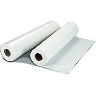 2WORK H2W540 Hygiene Roll, 2-Ply, 40 m x 500 mm, White (Pack of 9):Iracematravel