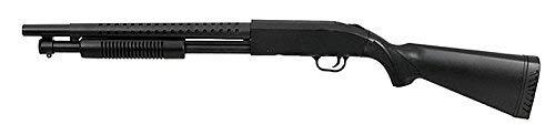 M58A Softair Gewehr (Manuell Federdruck), Material: ABS (Stoßfest), Nachbau im Maßstab 1:1, Länge: 76cm, Gewicht: 1340g, Kaliber: 6mm, Farbe: Schwarz - (unter 0,5 Joule - ab 14 Jahre)