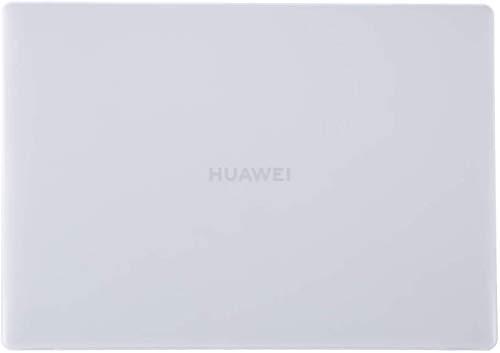 """mCoque Fundas Regide Solo para Huawei 2020 MateBook 14"""" Notebook portátil (** No para Matebook 2020 D 14"""" **) (Transparente)"""