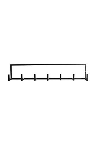 House Doctor Garderobe Coathanger, schwarz, 60 x 12 cm