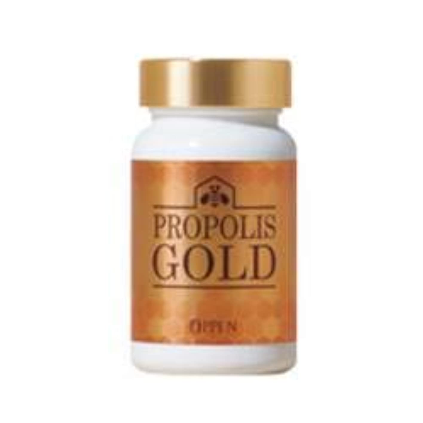 明るい部耐えられるオッペン ヘルスフード プロポリスゴールド(180粒)