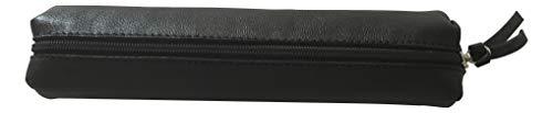 Clairefontaine Cuir noir Astuccio 20 centimeters Nero (Noir)