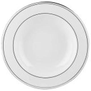 Lenox Federal Platinum Rimmed pasta-bowls, Soup, White