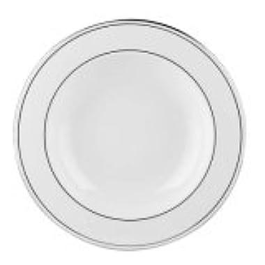 Lenox Federal Platinum Bone China Pasta Bowl/Rim Soup