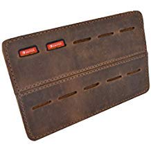Leather Switch Game Card Holder/Traveler Case/Up to 10 Game Slots Handmade by Hide & Drink ::...