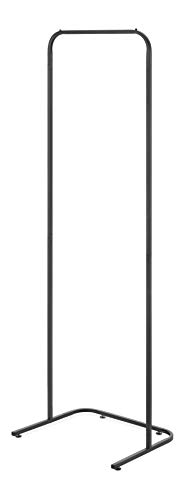 Whitmor Freestanding Matte Black Garment Rack