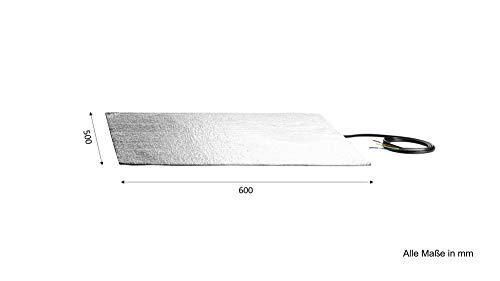 AEG Spiegelheizung SPH 55 verhindert das Beschlagen des Spiegels im Badezimmer 55 W 60×50 kaufen  Bild 1*