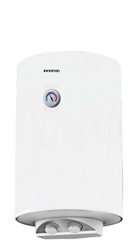TERMO-CALENTADOR ELECTRICO DE AGUA INFINITON desde 50 Litros (Doble Posicion, Resistencias envainadas, Temperatura ajustable) (80 Litros)