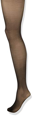 Celer Dames Stop 15 Tights-Stops Holes Turning Into Ladders Panty, 15 DEN, Zwart (Black 500), Large (Manufacturer Maat: 3)