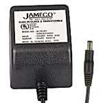adaptador 9v pedal guitarra fabricante Jameco Reliapro