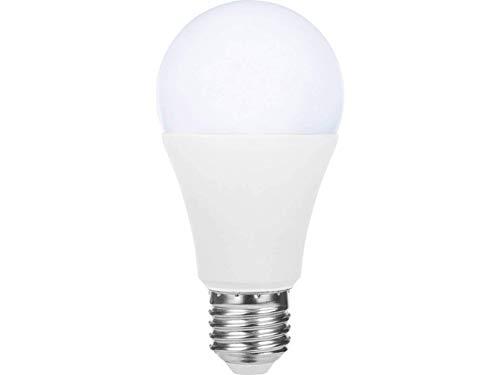 Smartwares Smart Home Pro | E27 LED Lampe, stufenlos einstellbar & dimmbar | Alexa kompatibel & App steuerbar via Basisstation, warmweiß