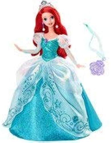 Disney Princess Second Edition Holiday Princess Ariel Doll