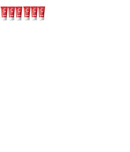 Hello Travel Size Kids Wild Strawberry Fluoride Toothpaste 6 Pack