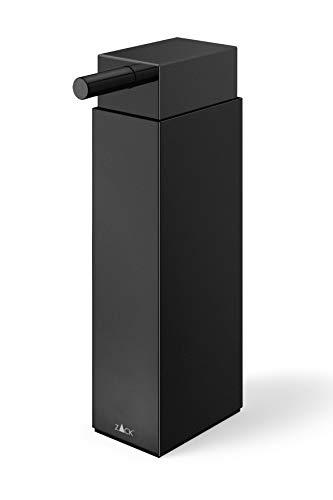 ZACK Linea Seifenspender, schwarz