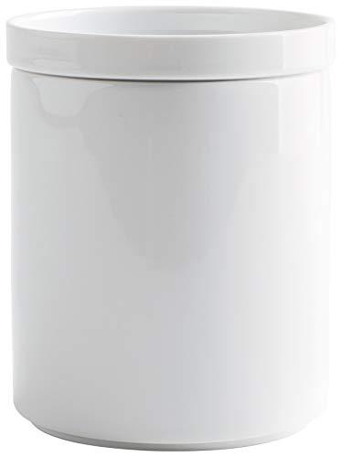 Kahla 20G228A90020C MGR keepit large Vorratsdosen-Set 2 teilig Porzellan Weiss