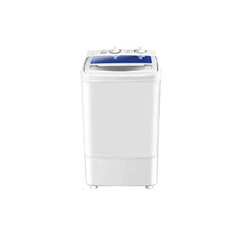 JYDQT Solo cañón Solo Cilindro Semi Lavadora Zapato Lavado Lavadora automática de Herramientas Equipos for el hogar