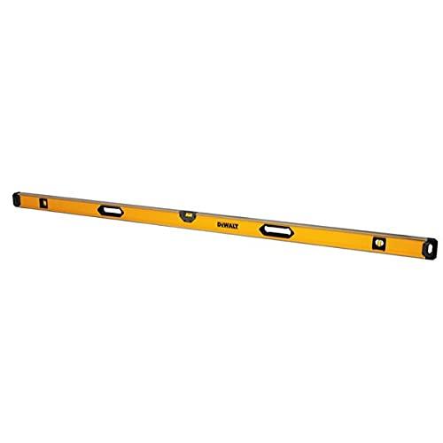 DEWALT DWHT43079 78inch Magnetic Box Beam Level , Yellow