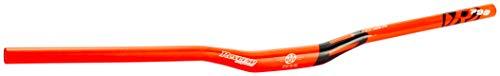 Reverse Base Fahrrad Lenker 31.8mm 790mm neon orange: Größe: 18mm Rise