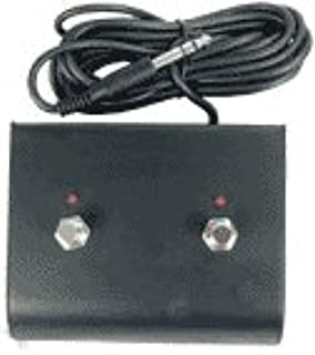 Marshall Footswitch, Two Button With LED