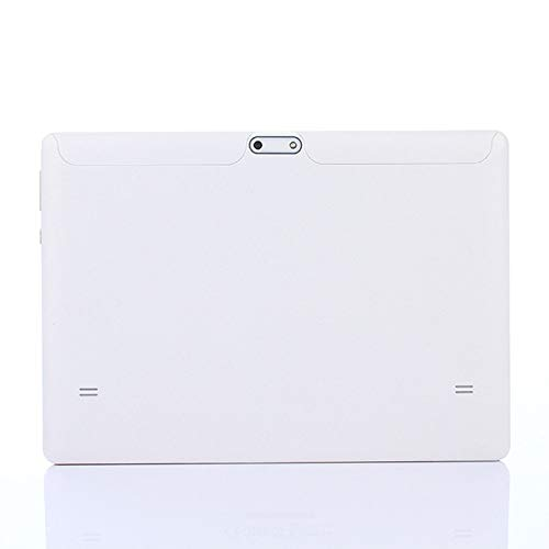 LORIEL Android 9.0 10-Inch Tablet, 800 * 1280 HD Display,2G+32G Memory/Dual Camera/GPS Fast Navigation/Children's Learning Tablet,White