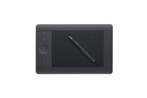 Wacom Intuos Pro Digital Graphic Drawing Tablet for Mac or PC, Small (PTH451)