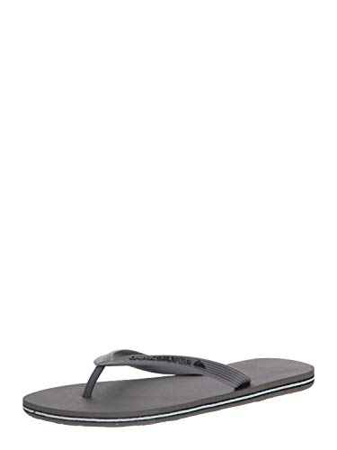 Quiksilver Molokai, Zapatos de Playa y Piscina para Hombre, Gris...