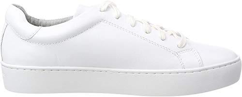 Vagabond Damen Zoe Sneaker, Weiß (White 01), 36 EU
