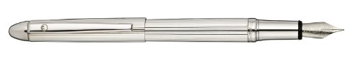 Waldmann Füllhalter POCKET Sterling Silber 925er Luxus