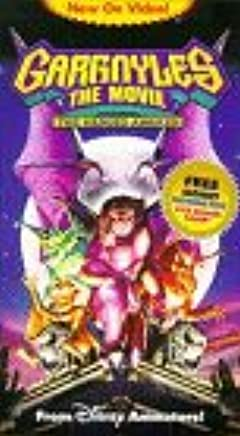 Gargoyles with Interactive VCR Board Game  VHS
