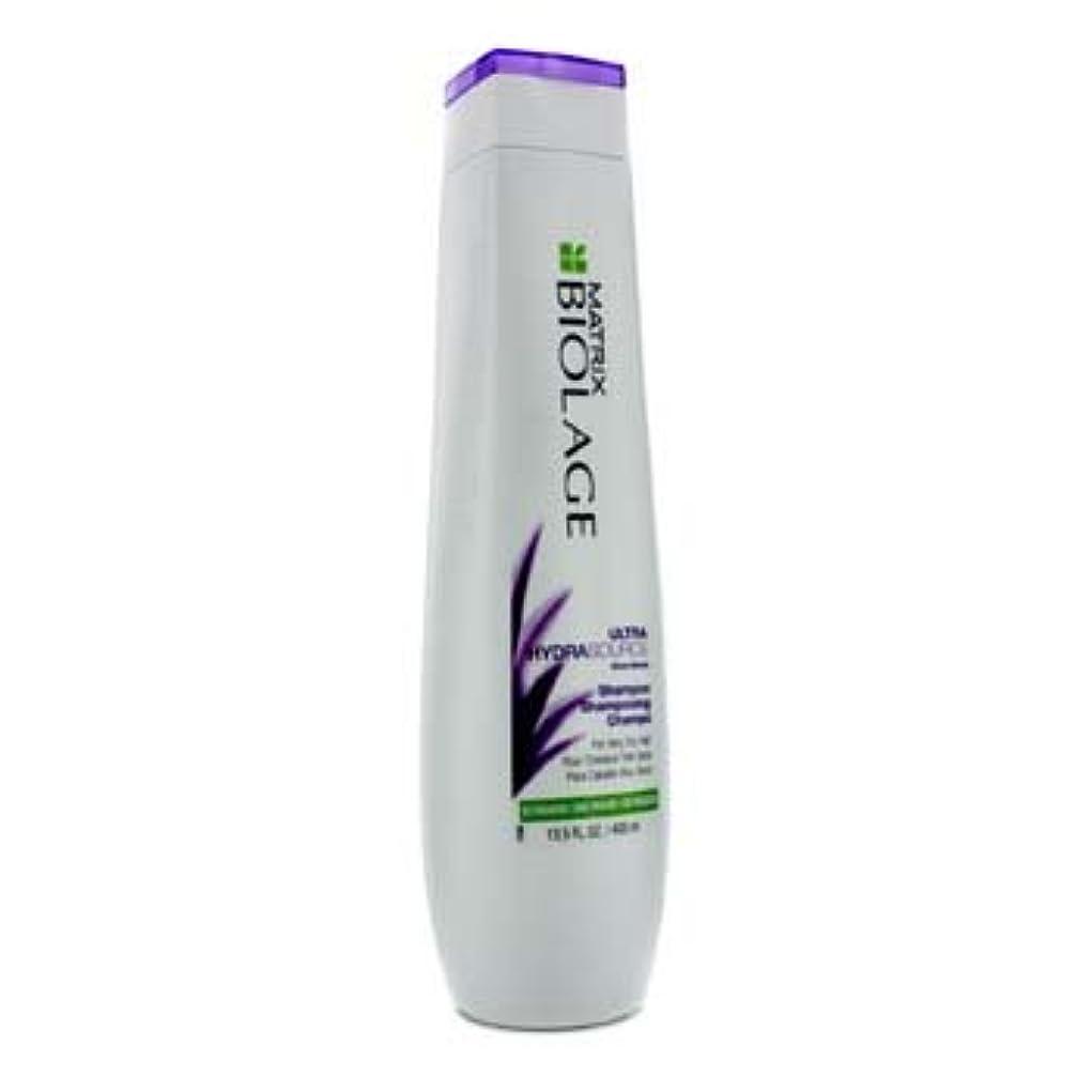 テーブルを設定する羽女性[Matrix] Biolage Ultra HydraSource Shampoo (For Very Dry Hair) 400ml/13.5oz