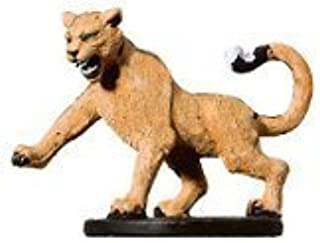 D & D Minis: Hunting Cougar # 19 - War Drums