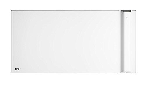 AEG DKE 75 kskeskin-termoconvettore immagazzinandolo onde e riscaldamento a convezione, 750 W per bagno, Garage, inverno, giardino, Colore Bianco, 234823