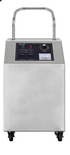 Interbox - Generado de ozono in Acero Inoxidable, purifica el aire, elimina olores, desinfecta el ambiente