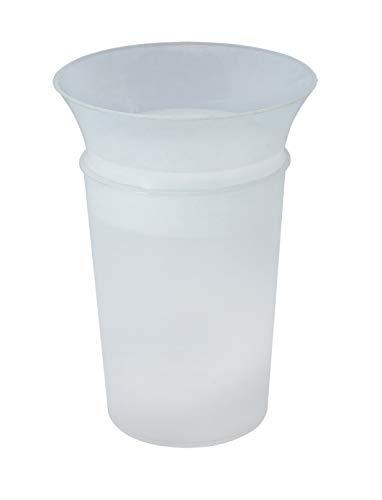Dysphagie Becher bei Schluckbeschwerden Trinkbecher Trinkhilfe/transparent