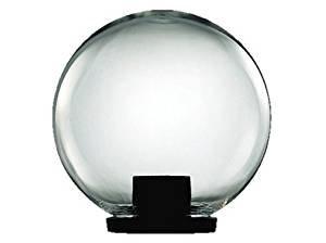 Sfera Globo per lampioni Trasparente (Ø 25 cm.)