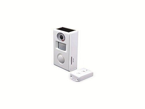 Cordes CC-410 bewakingscamera met bewegingsmelder alarm en afstandsbediening