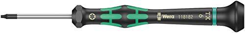 Wera 2067 Elektroniker-Torx HF-Schraubendreher mit Haltefunktion, TX 6 x 40 mm, 05118182001