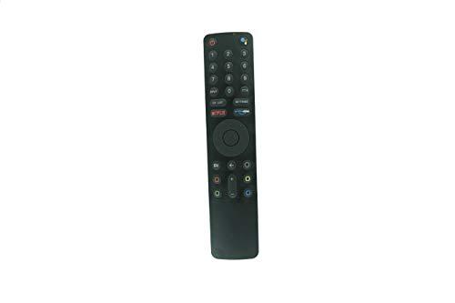 Google Assistant Voice Bluetooth Remote Control for Xiaomi XMRM-010 L32M5-5ASP L43M5-5ASP L55M5-5ASP L65M5-5ASP L65M5-5SIN MI TV 4X 4K Smart Ultra HD TV