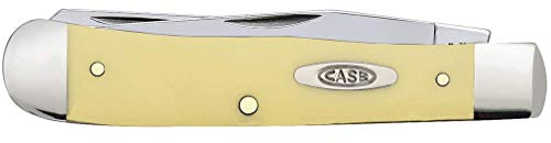 CASE XX WR Pocket Knife Yellow...