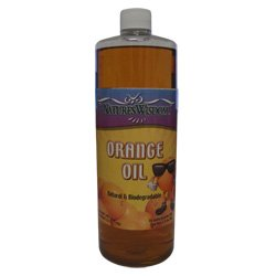 Natures Wisdom Orange Oil Concentrate